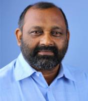 K Shaji (Manager)