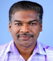 N N Sajimon (Vice President)